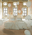 Leitner Leivi Linen Bedding & Table Linens - 14 Colors