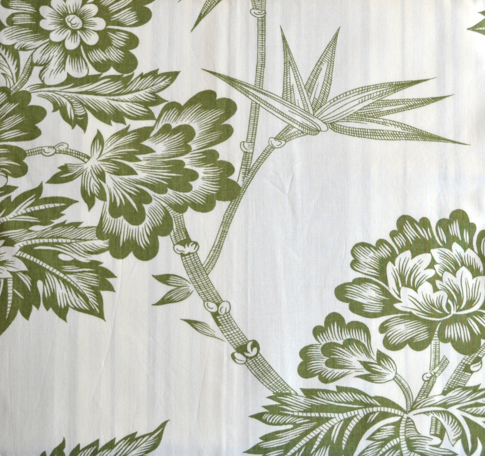 Black toile shower curtain - Green Toile Curtains Tropical Toile Shower Curtains By The Chandler Collection