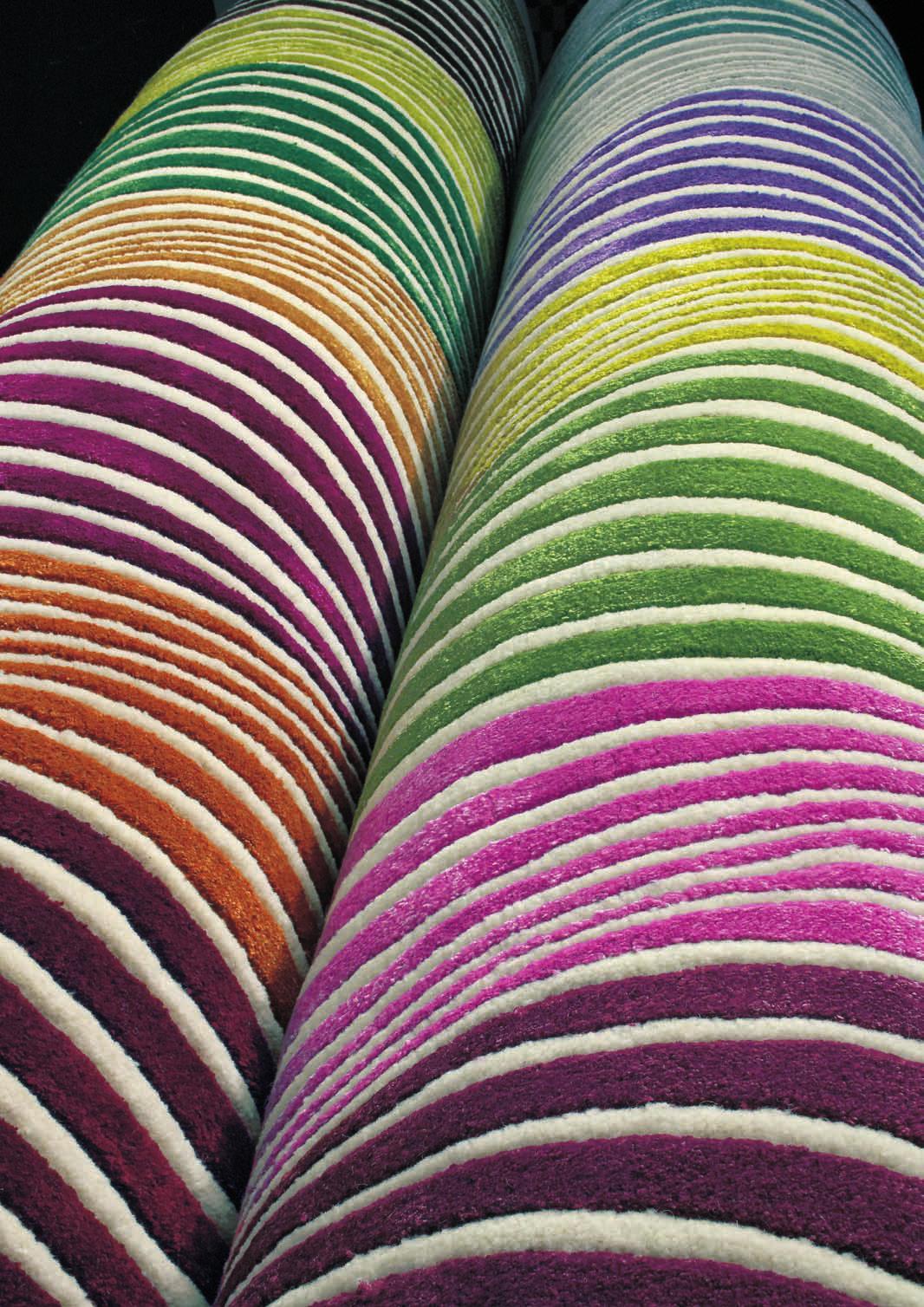 missoni carpet  carpet vidalondon -  missoni home rug kalahari  colors