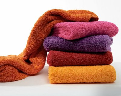 Abyss Super Pile Luxury Towels