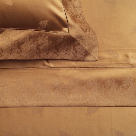 Anichini Giava Paisley Luxury Sheets, Duvet Covers & Bedding, 4 Colors