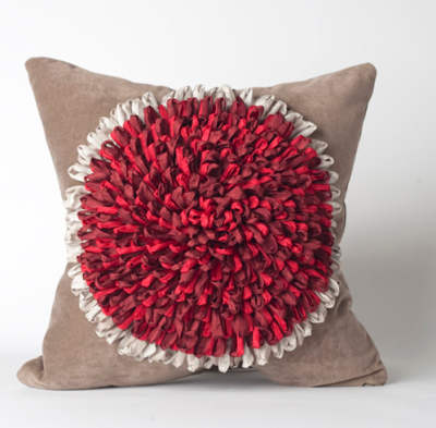Sunflower Pillows by Daniel Stuart Studio, 5 Colors