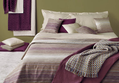 missoni home jill color 160 striped duvet covers and sheets