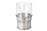 Match Italian Pewter Drinking Cup