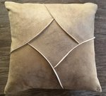 Daniel Stuart Diablo Faux Leather Pillow