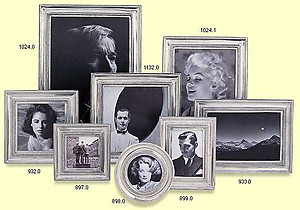 Match Pewter Toscana Picture Frame Collection