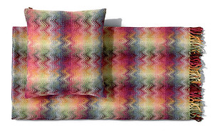 Missoni Montgomery Color 156 Throws & Pillows