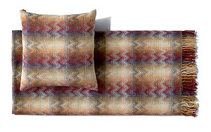 Missoni Montgomery Color 160 Throws & Pillows
