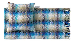 Missoni Montgomery Color 170 Throws & Pillows