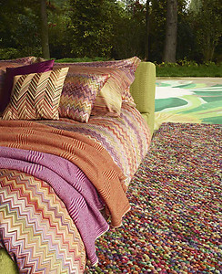 Missoni John Bedding, 4 Colors