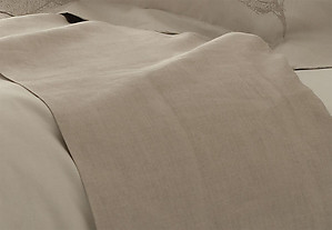 SDH The Purists Classic Linen Bedding