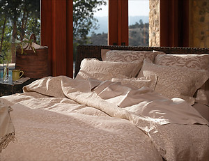 SDH The Purists Petite Jasmine-Linen Cotton Bedding