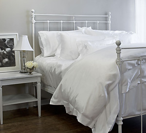 Grand Veneto Giza Egyptian Cotton Sheets & Bedding by St. Geneve, 6 Colors