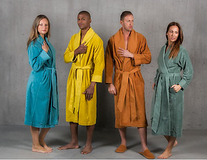 Abyss Amigo Egyptian Cotton Robes - 60 Colors