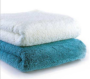 Abyss Double Tub Mat Egyptian Cotton Tub Mat, 60 Colors