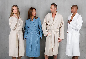 Abyss Pousada Egyptian Cotton Robes - 60 Colors