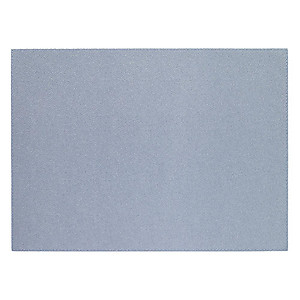 Bodrum Skate Ice Blue Rectangle Easy Care Placemats - Set of 4