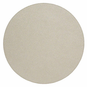 Bodrum Skate Pearl Round Easy Care Placemats - Set of 4