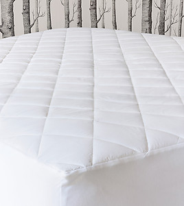 Quilted Cotton Mattress Pads - Hartley