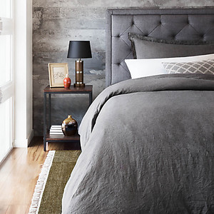 Malouf French Linen Duvet Cover Sets