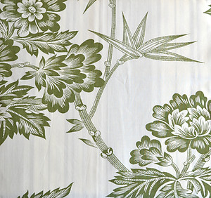 Tropical Toile Shower Curtains by The Chandler Collection