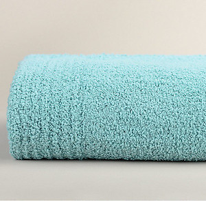 Light Blue Throw Blanket - Kashwere Tender Blue