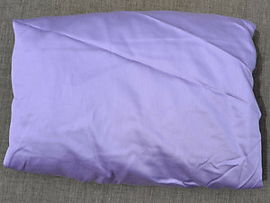 Schlossberg Noblesse Queen Fitted Sheet, Lavende Purple