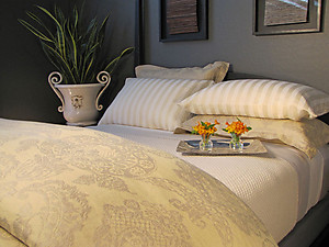 Leitner Istanbul Linen Bedding & Table Linens - 15 Colors