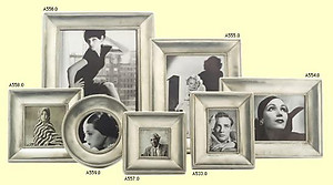 Match Pewter Como Picture Frame Collection