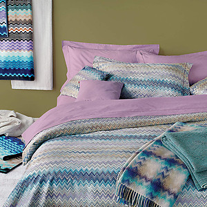 Missoni John Color 170 Duvet Covers and Sheets