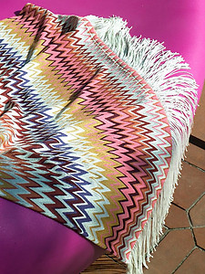Missoni Margot Throws & Cushions