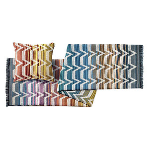 Missoni Socrate Throws and Cushions