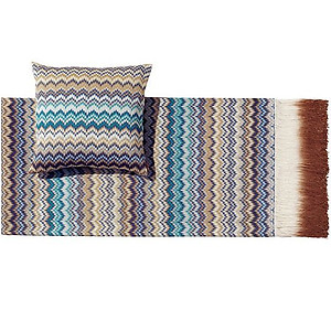 Missoni Prudence 170 Striped Throws and Cushions