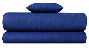 Missoni Jo Dark Blue Color 50 Print Sheets and Duvet Covers