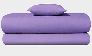 Missoni Jo Light Purple Color 23M Print Sheets and Duvet Covers