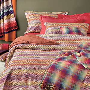 Missoni John Color 156O Duvet Covers and Sheets