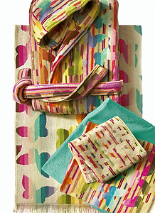 Missoni Butterfly Bathrobes & Towels - Josephine
