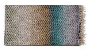 Missoni Pascal Throw Blanket - Color 170