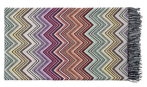 Missoni Perseo Throw Blanket - Color 159