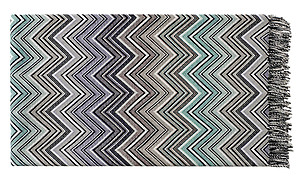 Missoni Perseo Throw Blanket - Color 170