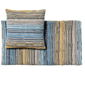 Missoni Tancredi 170 Waffle Throws and Cushions