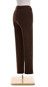 Pine Cone Hill Fit Knit Bamboo Pants Chocolate