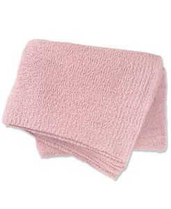 Soft Pink Throw Blanket - Kashwere Pink