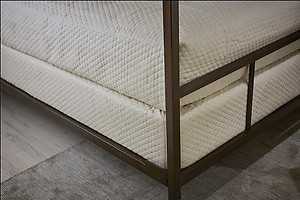 Ann Gish Quilted Basketweave Silk Bedding & Pillows