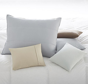 Scandia Down Quilted Travel Pillow Case, 4 Colors