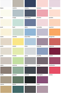 Schlossberg Solid Colored Jersey Royal Sheets & Bedding - 40 colors
