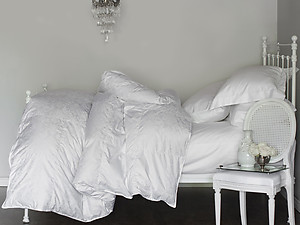 St. Geneve James Bay Down Comforters - Cotton Cover