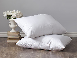 Brand New Geneve Travel Pillow With Free Pillow Case $180 Value Duxiana St