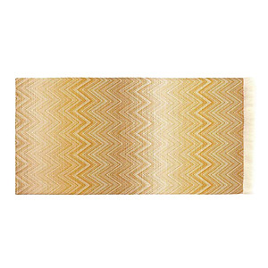 Missoni Timmy Yellow Throw Blanket - Color 401