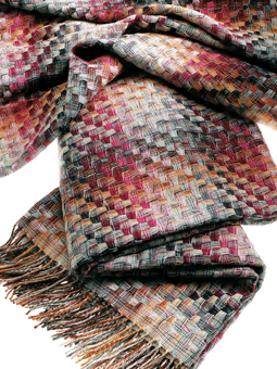 Missoni Throws - Husky, 3 Colors